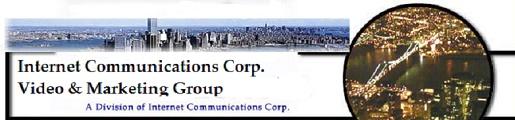 Internet Communications Corp. VIdeo Studio Productions